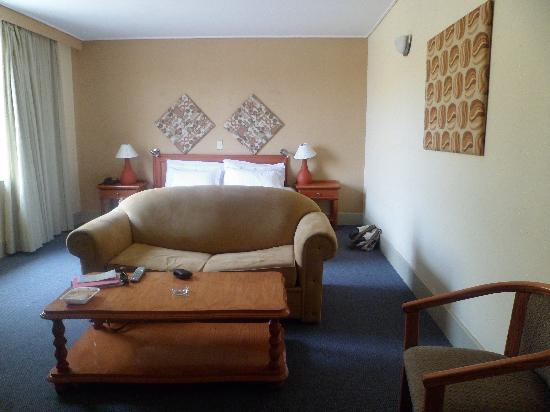 Protea Hotel by Marriott Walvis Bay : sofabed