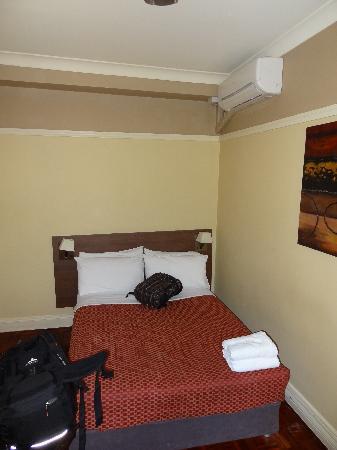 Springfield Lodge: Zimmer