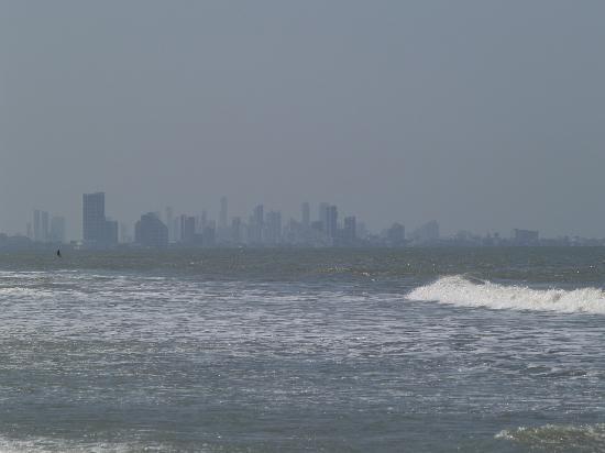 Occidental Cartagena: Beach