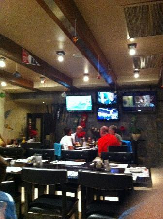 Christy's Restaurant and Sports Bar: Inside Christy's
