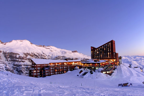 Valle Nevado Ski Resort Chile