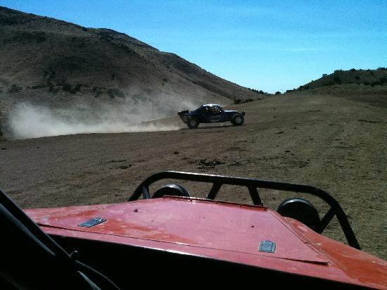 Wide Open Reno : practice