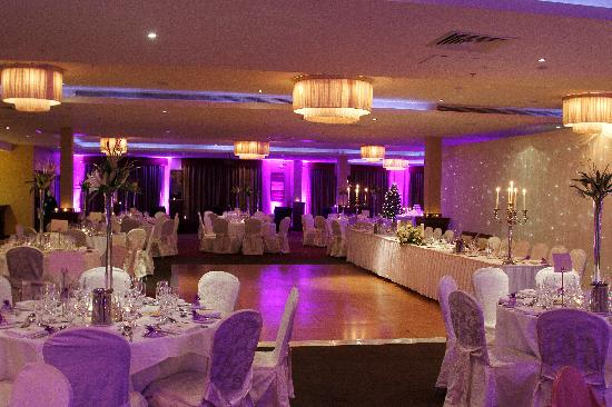 wedding room picture of westgrove hotel and conference centre