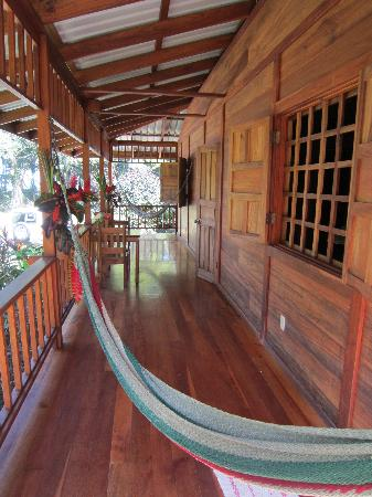 Casa Viva Beach Houses: The porch