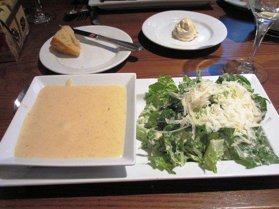 Bleu Restaurant Bar Winston M Menu Prices Reviews Tripadvisor