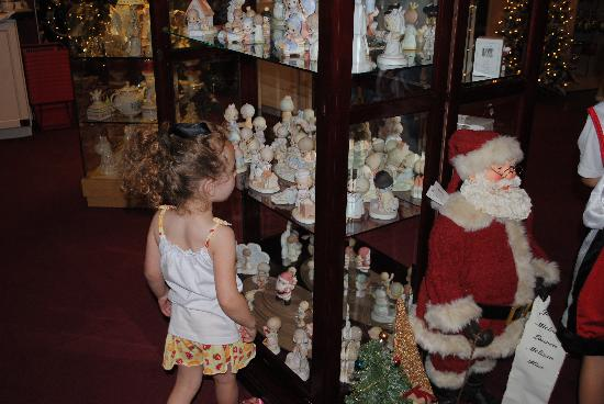 The gigantic Santa Claus Christmas Store has something for everyone
