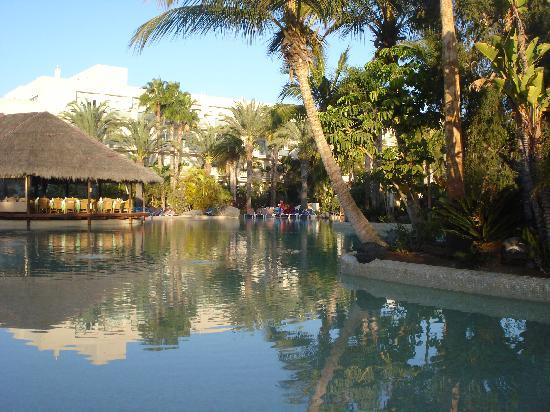 Maspalomas Princess Hotel: Hotel grounds