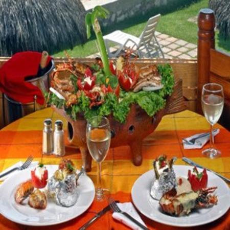 فيلاز إلرانتشو: Restaurant