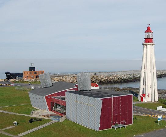 Rimouski, Καναδάς: Site historique maritime de la Pointe-au-Père