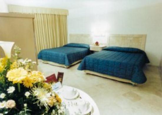 Ramada Resort Mazatlan: Standard Room