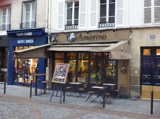 Amorino In Rue Cler