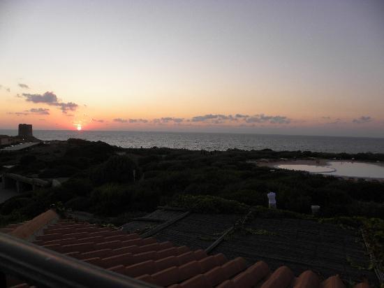 """Hotel Relax Torreruja Thalasso & Spa: Vista dal ristorante """"sotto le stelle"""" 2"""