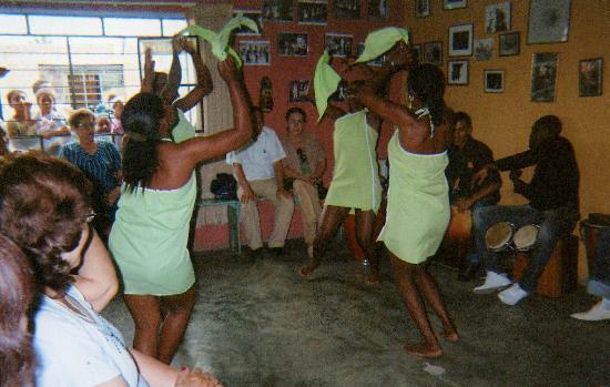 El Carmen District: Afro-Peruvian dance performance in the Ballumbrosio home