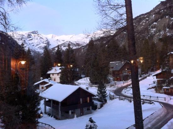 Hotel Villa Anna Maria: vista dall'albergo!