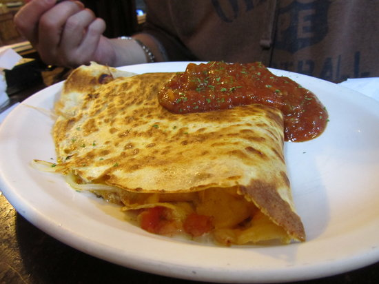 Creperie Catherine: Mexican crepe