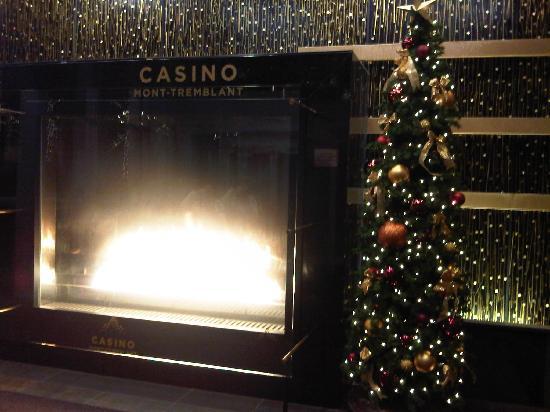 Casino de Mont-Tremblant: Christmas time