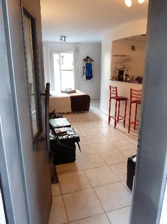 Modigliani Art & Design Suites Mendoza: Our room