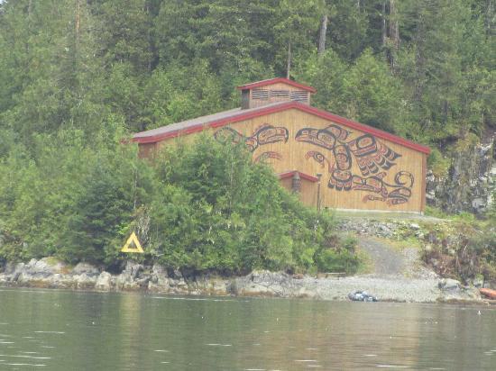 Spirit Bear Lodge: Sacred House