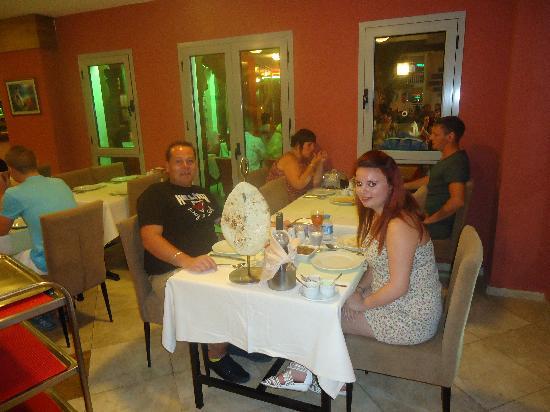 The Taj Mahal: Food was incredible and staff were amazing