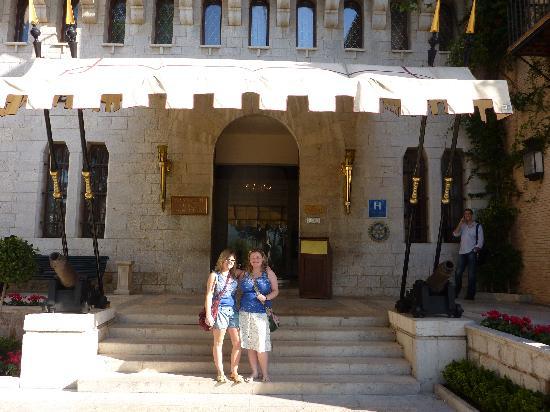 Castillo Hotel Son Vida, a Luxury Collection Hotel: Entrance