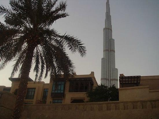 Manzil Downtown Dubai: View from Hotel