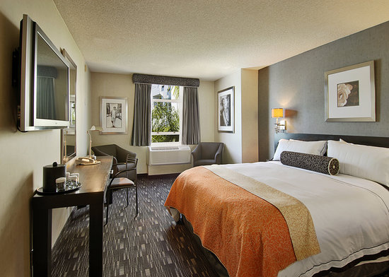Ramada Plaza West Hollywood Hotel & Suites: Standard King