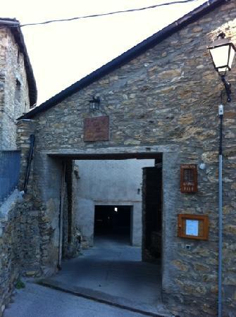 L'Era de Cal Bastida: entrada