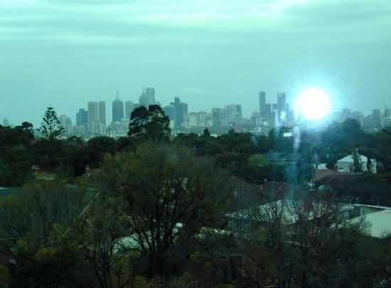 Mantra Bell City: View of Melbourne City
