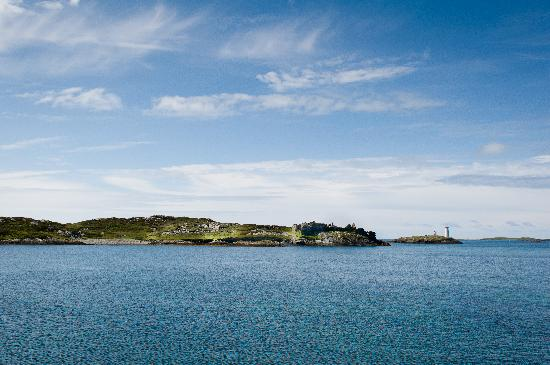 Inishbofin House Hotel: The boat trip ...