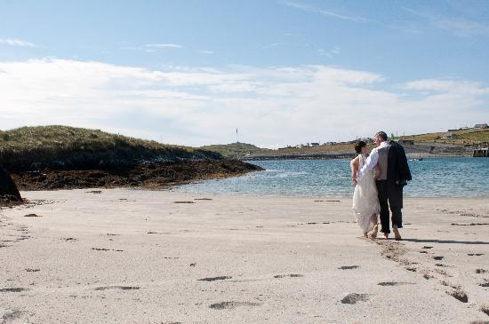 Inishbofin House Hotel & Marine Spa: An idyllic location for a wedding ...