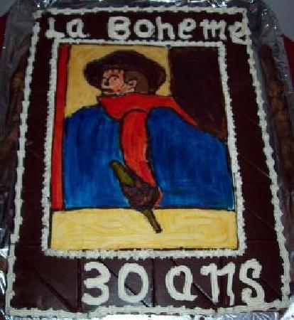 Restaurant La Boheme: Depuis 1981 !