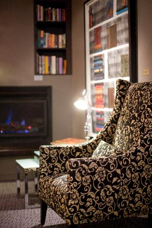 Alto Hotel on Bourke: Reading nook