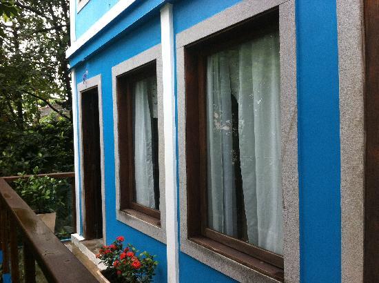 Quinta Azul Boutique Pousada: seu quarto tem vista pra Santa Teresa