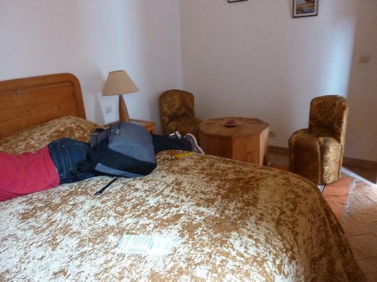 Riad Spa du Chameau: Room