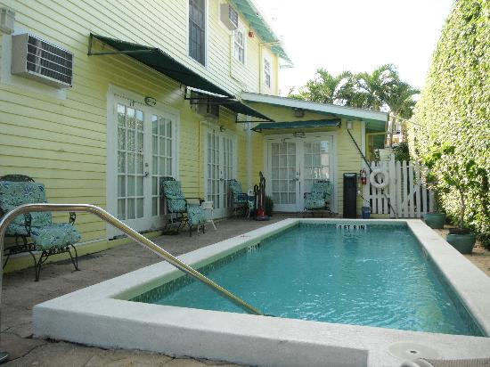 Pool And Rooms Picture Of Duval Gardens Key West TripAdvisor