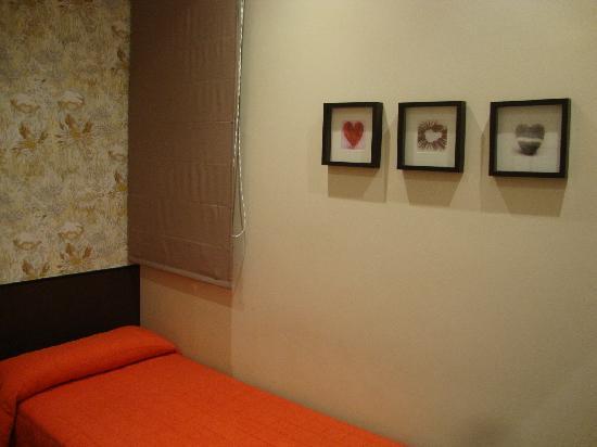 Analina Rooms: habitación