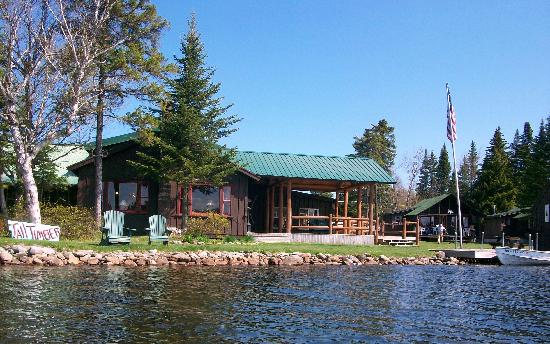 Tall Timber Lodge: Main Lodge