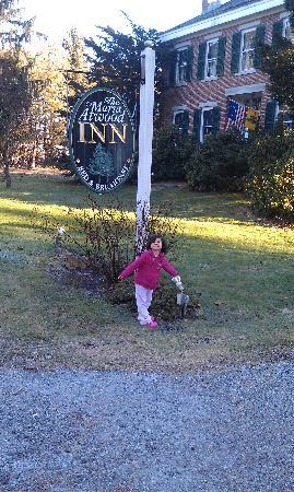 Maria Atwood Inn: New year's at the Inn