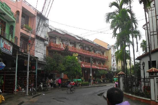 Thanh Binh III Hotel : Thanh Bing II building