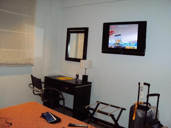 Hotel Promenade: habitación