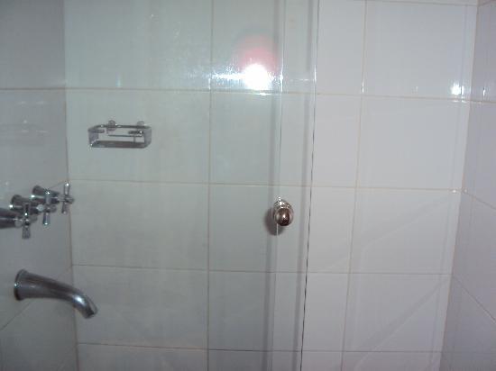 Hotel Promenade: baño perfectamente limpio