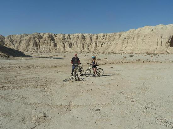 Dead Sea Region, Israel: The Ride