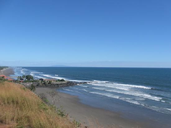 Hotel Miraflores: Weitblick über das Meer