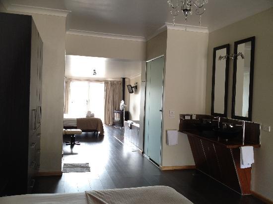 Siesta Villa Motel: View from the front door