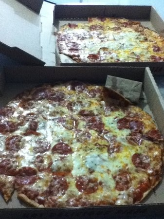Big Mamaduke's Pizza and Wings