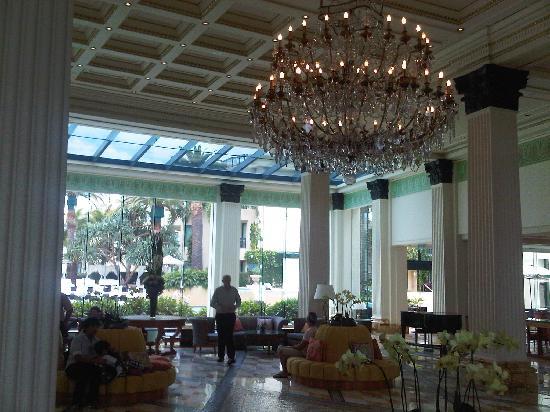Palazzo Versace: The Reception!