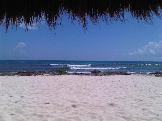 Grand Luxxe Riviera Maya: The Grand Luxxe beach