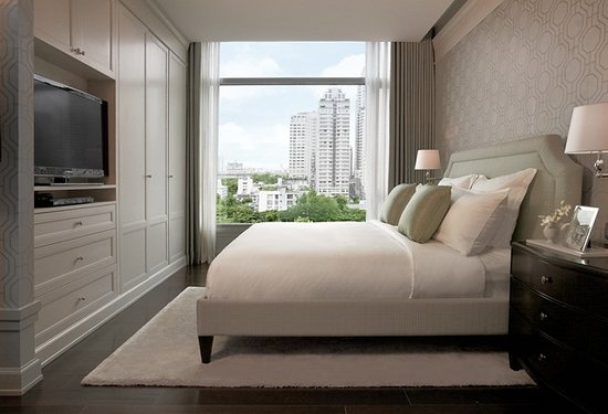 Oriental Residence Bangkok: Contemporary One Bedroom Suite