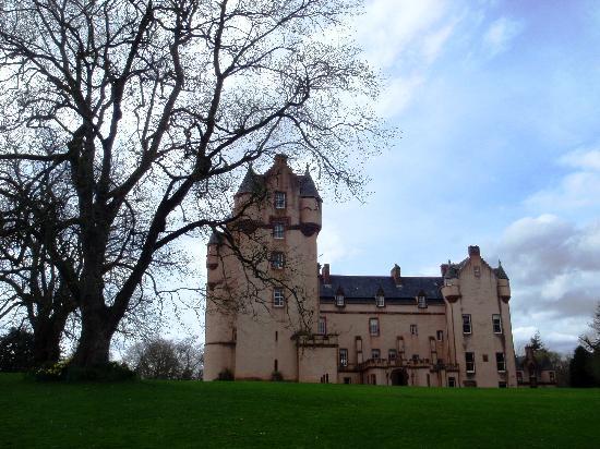 写真Fyvie Castle枚