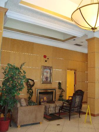 Best Western Downtown Sudbury Centreville: Lobby